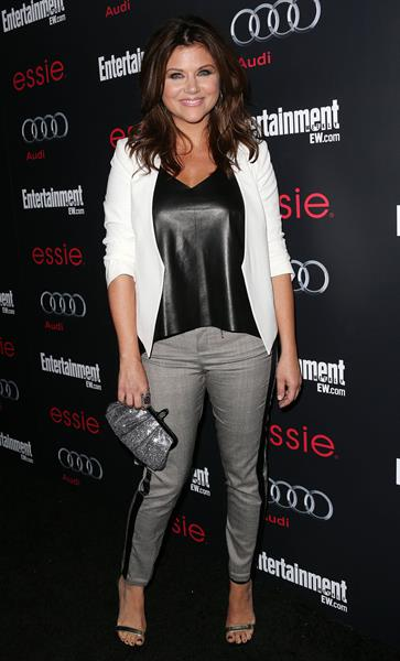 Tiffani Thiessen The Entertainment Weekly Pre-SAG Party Hosted By Essie And Audi (Jan 26, 2013)