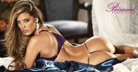 Sandra Valencia in a bikini