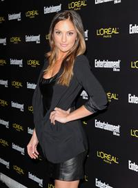 Minka Kelly at Entertainment Weekly's celebration honoring the 17th annual screen actors guild awards nominees January 29, 2011