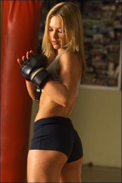 Carla Bonner - ass