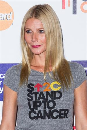 Gwyneth Paltrow attends the the 4th Biennial Stand Up To Cancer Event September 6, 2014