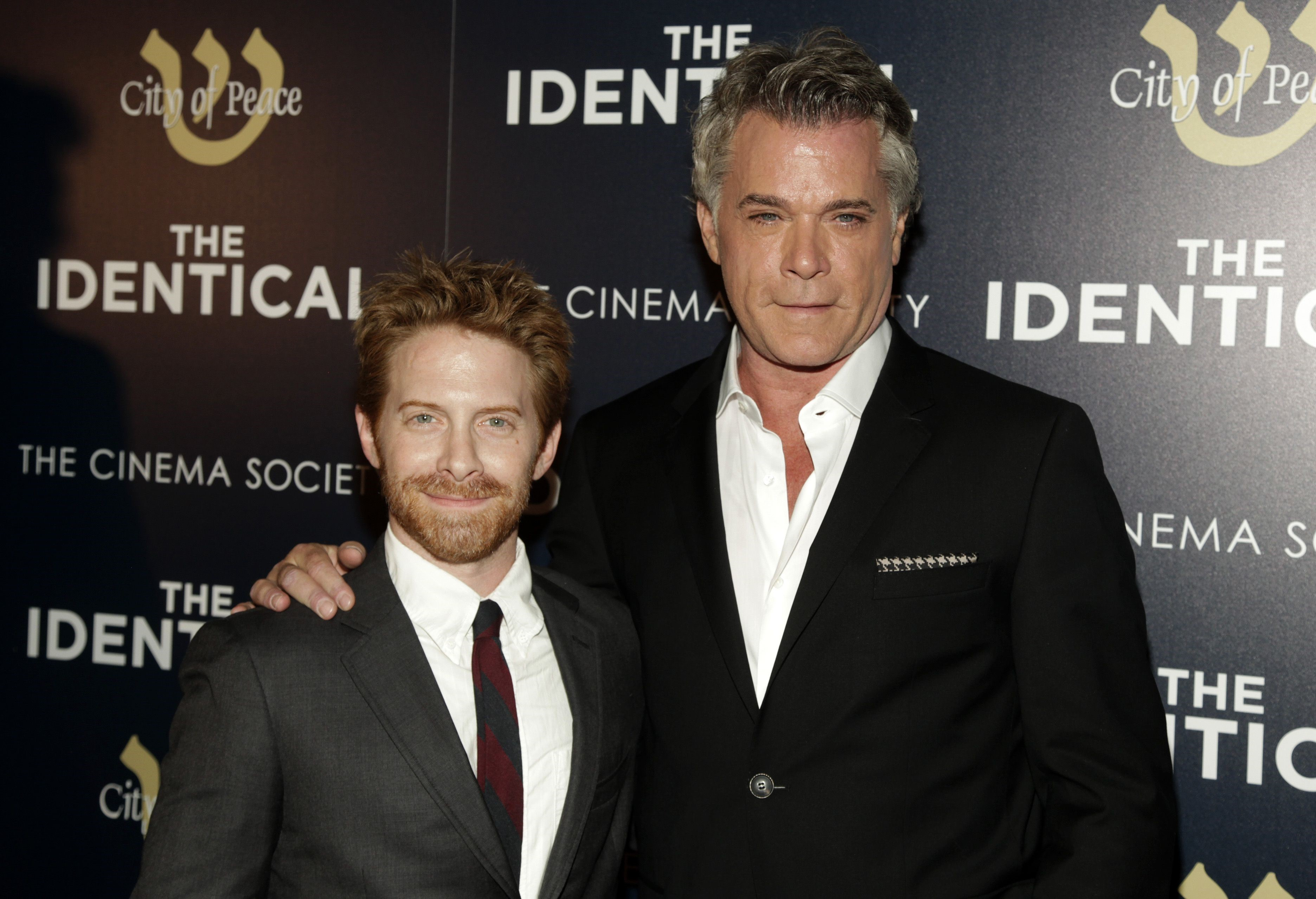Seth Green at The Identical premiere in NYC September 03, 2014
