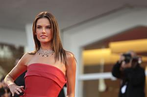 Alessandra Ambrosio The Price of Fame screening at 71st edition of the Venice Film Festival Aug. 28, 2014