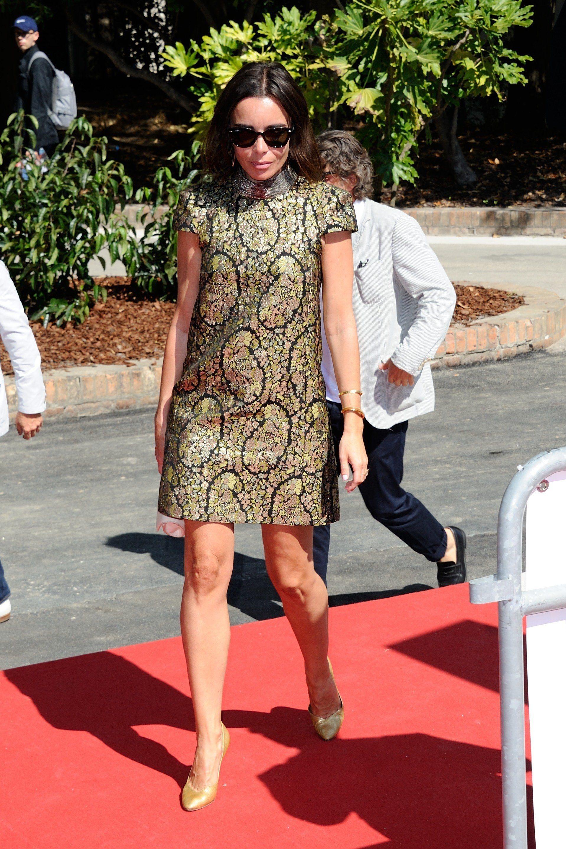 Elodie Bouchez Reality premiere at 71st Venice Film Festival August 28th, 2014