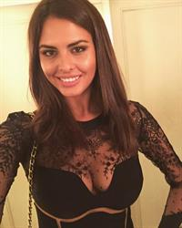 Bojana Krsmanovic taking a selfie