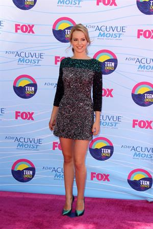 Brigit Mendler - 2012 Teen Choice Awards in Universal City (July 22, 2012)
