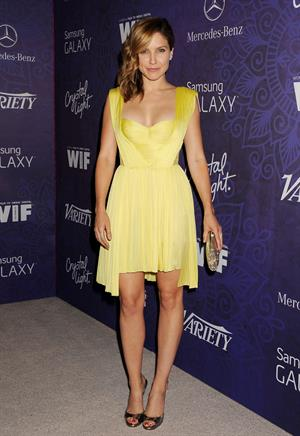 Sophia Bush Variety and Women in Film Emmy Nominee Celebration, LA August 2014