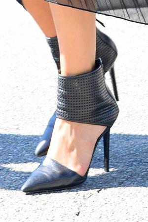 Selena Gomez out in Los Angeles August 22, 2014