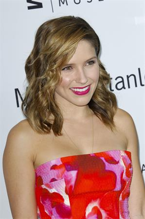 Sophia Bush at the 3rd Annual Women Making History Event August 23, 2014