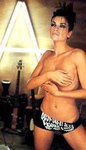 Alessia Ventura  nackt