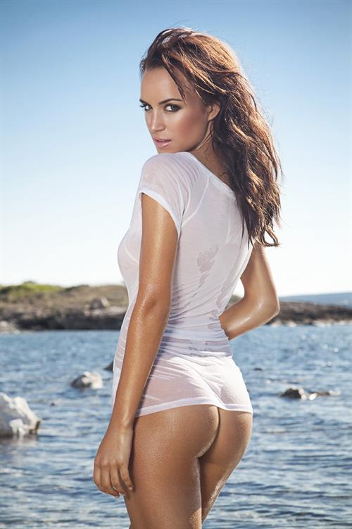 Rosie Jones - ass