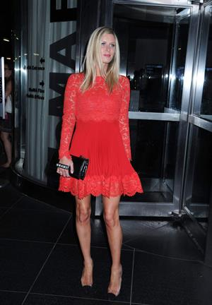 Nicky Hilton  Jobs  Premiere New York - August 7, 2013