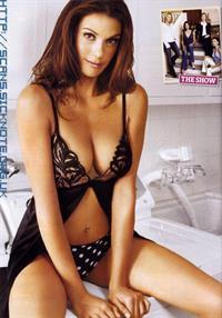 Teri Hatcher in lingerie