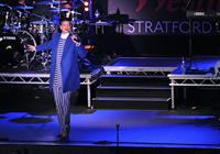 Rihanna Westfield Stratford Lights London Switch On - Performance (November 19, 2012)