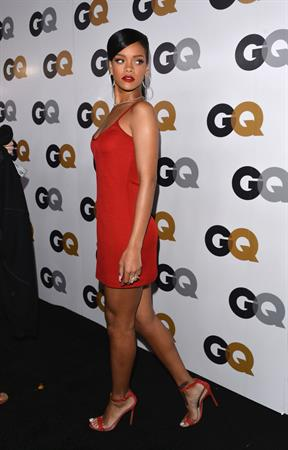 Rihanna GQ Men of the Year Party in Los Angeles 12.11.12