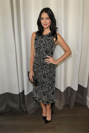 Olivia Munn The Hollywood Reporter Power of Style Luncheon in Beverly Hills - November 1, 2012