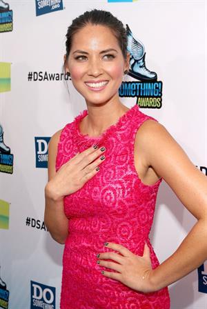 Olivia Munn - Do Something Awards in Santa Monica - August 19, 2012