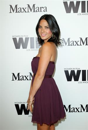 Olivia Munn - Max Mara Cocktail Party Honoring The 2012 Women In Film in West Hollywood (June 11, 2012)
