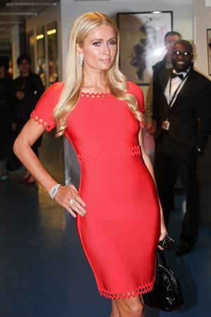Paris Hilton At Palais du Festival in Cannes 16.05.13