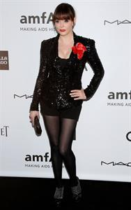 Rose McGowan 30 amfAR 3rd Annual Inspiration Gala in LA 11.10.1