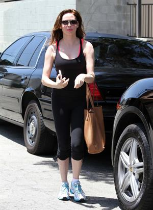 Rose McGowan Los Angeles Candids May 30th 2012