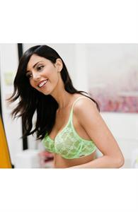 Mayra Suarez in lingerie