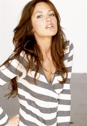 Minka Kelly Esquire magazine photoshoot by Ralf Strathmann