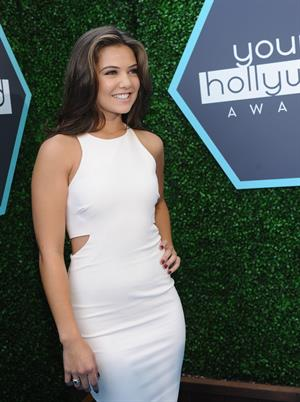 Danielle Campbell 16th Annual Young Hollywood AwardsJuly 27, 2014