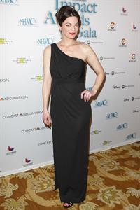 Alana De La Garza National Hispanic Media Coalition's 16th Annual Impact Awards Gala (Feb 22, 2013)