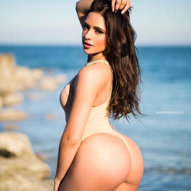 Bikini Sexy Babes Girls Thong Ashley Ortiz Beach Ixxx 1