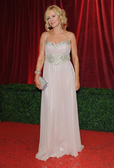 Alexandra Fletcher British Soap Awards on March 28, 2012