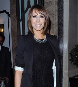 Alex Jones at the Radio Times Awards in London on January 17, 2012