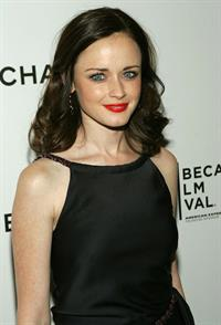 Alexis Bledel Chanel and Tribeca Film Festival Artist's Dinner