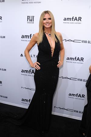 Heidi Klum New York Gala To Kick Off Fall 2013 Fashion Week 06.07.13