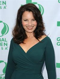 Fran Drescher Global Green USA's Annual Millennium Awards in LA June 8, 2013