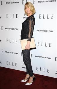 Jenna Elfman at ELLE's Women in Television Celebration in West Hollywood