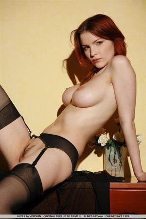 Ulya I - pussy and nipples