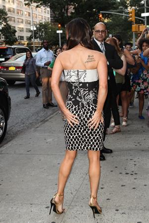 Megan Fox at Teenage Mutant Ninja Turtles New York Premiere August 6, 2014