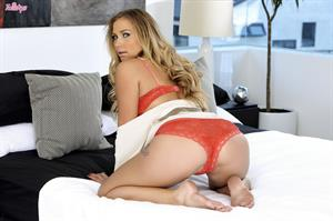Sweet Under The Sheets.. featuring Courtney Dillon | Twistys.com