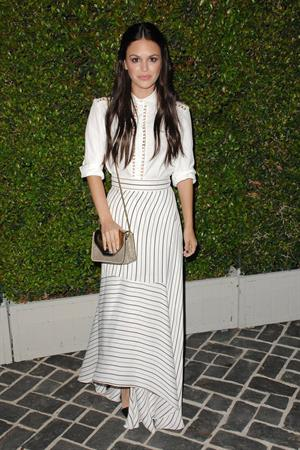 Rachel Bilson Chloe Los Angeles Fashion Show & Dinner