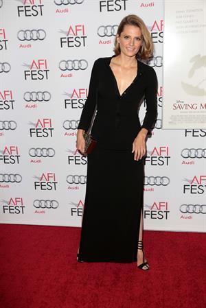 Stana Katic  Saving Mr. Banks  Premiere at AFI FEST 2013 - Hollywood, Nov. 7, 2013
