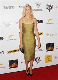 Yvonne Strahovski 2nd annual Australians in Film Awards Gala - Los Angeles - October 24, 2013