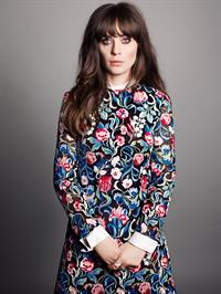"""Zooey Deschanel – by Tesh for """"Marie Claire"""" Sept 2013"""