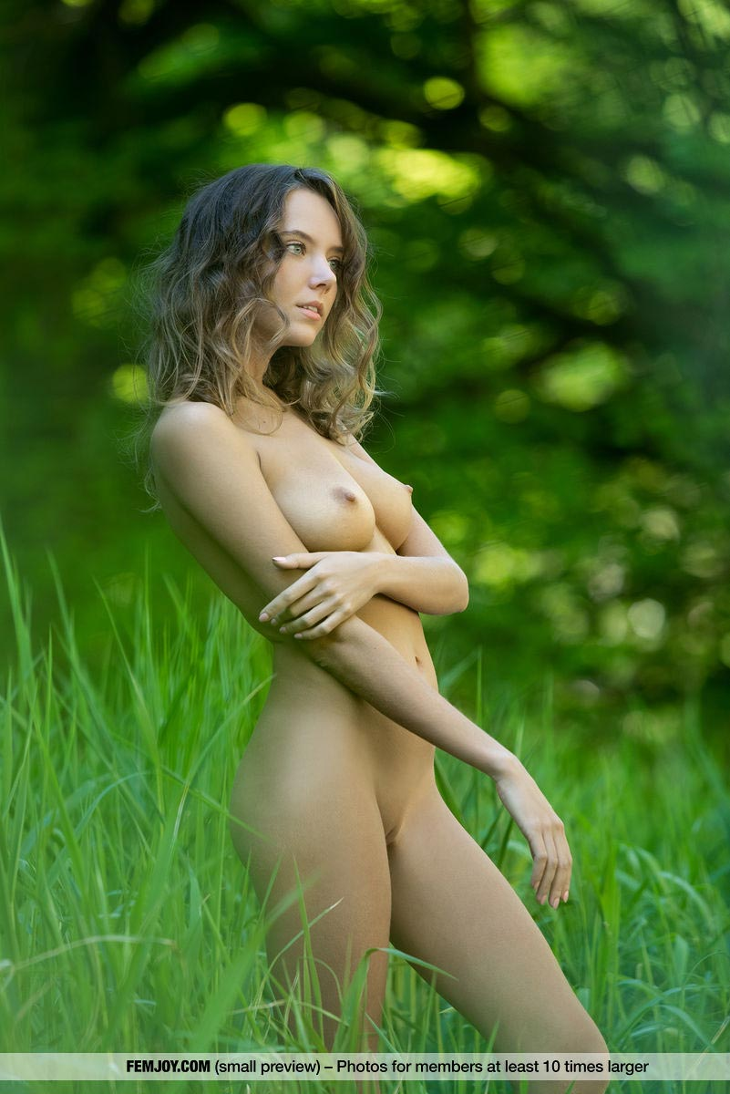 Katya Clover by the River