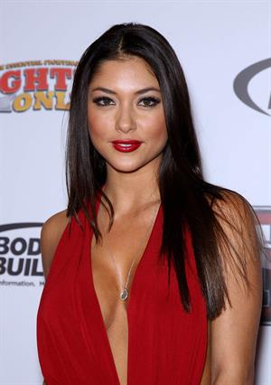 Arianny Celeste 4th Annual Fighters Only World Mixed Martial Arts Awards 2011 on November 30, 2011