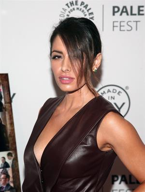 Sarah Shahi  Person of Interest  panel during 2013 PaleyFest: Made In New York on Oct. 3, 2013
