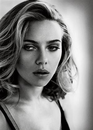 Scarlett Johansson: Vincent Peters Esquire Photoshoot
