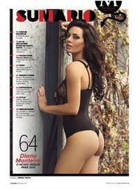 Diana Monteiro in lingerie - ass