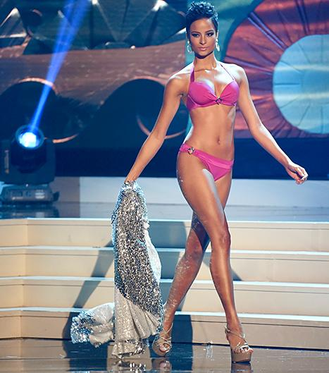 Kaci Fennel in a bikini