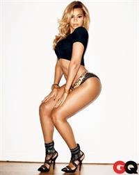 Beyonce Knowles in lingerie